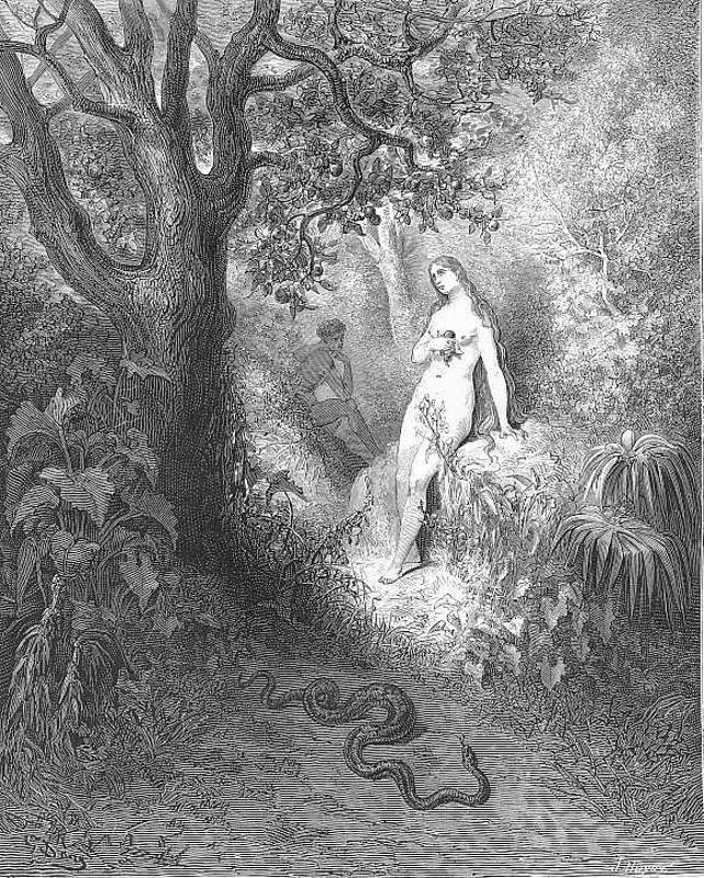 crime and punishment in the story of adam and eve in paradise lost by john milton Crime and punishment audiobook cover art john milton's paradise lost is one of the greatest epic poems in the english language it tells the story of the fall of man, a tale of immense drama and excitement, of rebellion and treachery  at the center of the conflict are adam and eve, who are motivated by all too human.