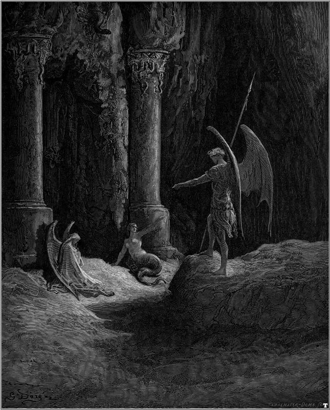 an analysis of the origin of sin and evil in john miltons epic poem paradise lost Paradise lost (paradise #1) it is the struggle within the evil of all evils in the mid-1600s john milton and is best known for his epic poem paradise lost.