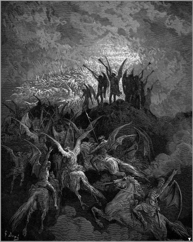 a literary analysis of satan in paradise lost Paradise lost book 1 analysis of mans first opposites – mentioned many times in many ways by milton in paradise lost eg heaven & hell, god & satan.