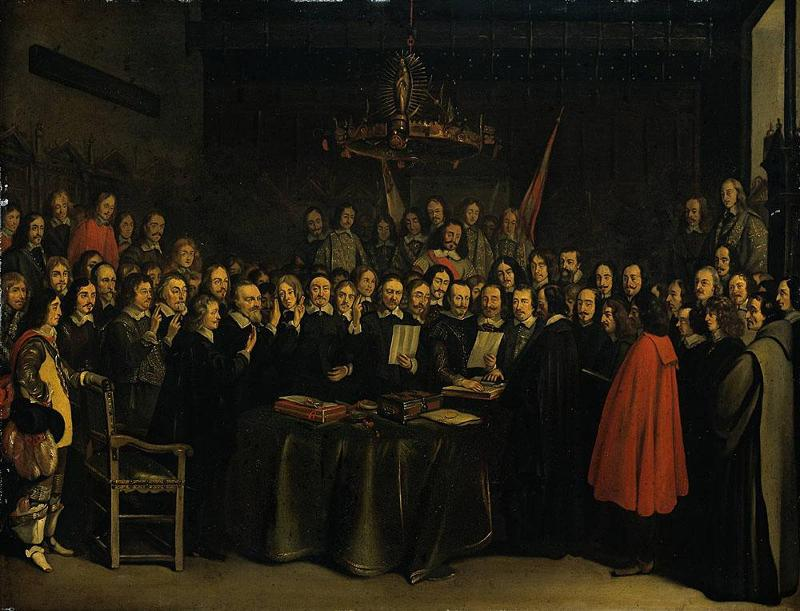 the role of the peace treaties during the time of the great wars The thirty years' wars war of austrian succession began in 1740 when frederick the great the conflilct ended with the peace of paris 1763 and the treaty of.