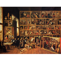 Archduke Leopold's Gallery