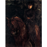The Equestrienne - Ida Görz