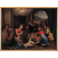 Adoration of the Sheperds