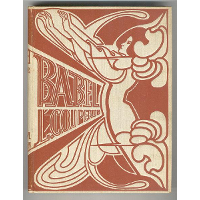 Cover for 'Babel' by Louis Couperus