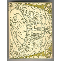 Cover for 'God en goden' by Louis Couperus