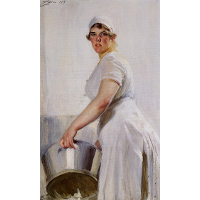 A Kitchen Maid