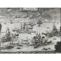 The Battle of Grengam, June 27 1720