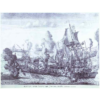 Battle of Gangut June 27, 1714