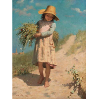 The Young Gleaner
