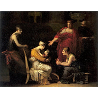 Andromache and Astyanax