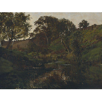 Evening, Merri Creek