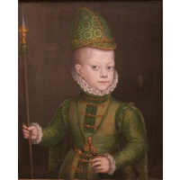 Portrait of a Boy at the Spanish Court
