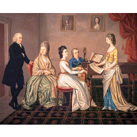 James Erskine, Lord Alva, and his Family