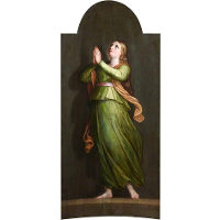 Hope (triptych, centre panel)