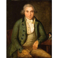 Portrait of a Young Man in a Green Jacket