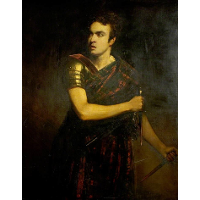 William Charles Macready (1793–1873), as Macbth (from 'Macbeth', Act II, Scene 2)
