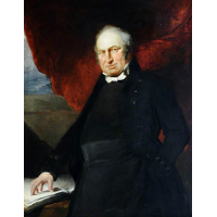 Corbet Hue, the Very Reverend Dean of Jersey (1823–1837)