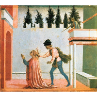 Martyrdom of St. Lucy