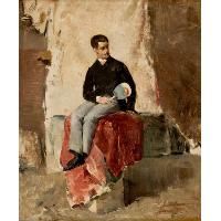 The Painter Belmiro de Almeida