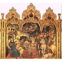 Adoration of the Magi (altarpiece)
