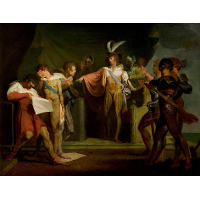 'Henry V', Act II, Scene 2, Henry V Discovering the Conspirators