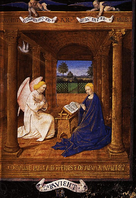 annunciation in northern renaissance art essay Arts term papers (paper 19451) on italian renaissance vs northern renaissance : renaissance is a french word meaning rebirth it came from those who thought of the middle ages as a dark time from which the human spirit had to.