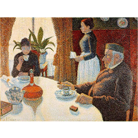 Breakfast (The Dining Room)
