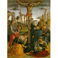 Crucifixion of St. Sepulchre