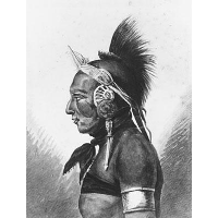 An Osage Warrior