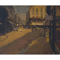 Cafe of the Courts, Dieppe
