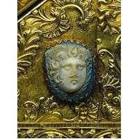 Cameo with Medusa Head, 1st Cent. after Christ