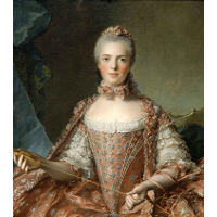 Madame Adélaïde de France Tying Knots